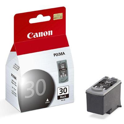 Cartucho Canon PG30 PG-30 Preto PIXMA  IP1800  MP140 MP190 PG-30