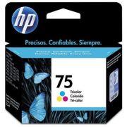 Cartucho HP 75 CB337WL Colorido para D4260 C4280 D4360
