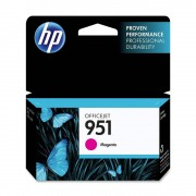 Cartucho HP 951 CN051AL Magenta para Pro8100 e Pro8600