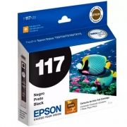 Cartucho EPSON T117120 T117 117 Preto para T23 T24 TX105 TX115