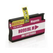 Cartucho MJ Compatível 951XL Magenta 17ml para 8100 8600 da HP