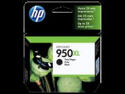 Cartucho HP 950XL Preto para 8100 8600 8615 8700