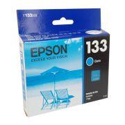 Cartucho EPSON T1332 133 Ciano para TX120 TX123 TX125 TX133 TX135
