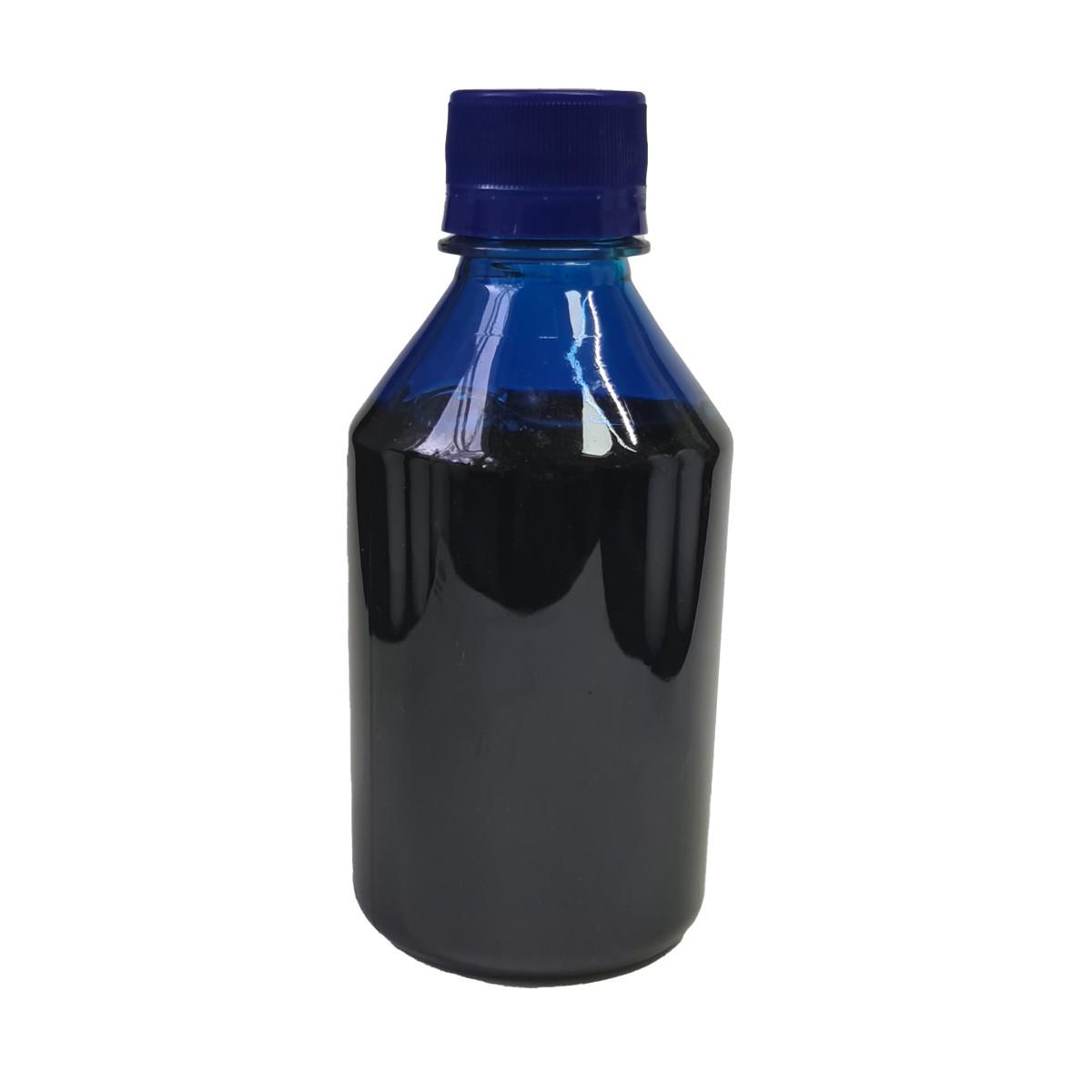 250ml de tinta Ciano para recarga de cartuchos