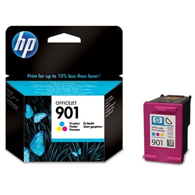 Cartucho HP 901 CC656AB Colorido para J4540 J4550 J4580 J4500 J4660 J4680