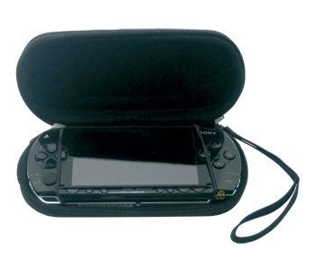 Case Estojo Anti-Choque para PSP Playstation Portable