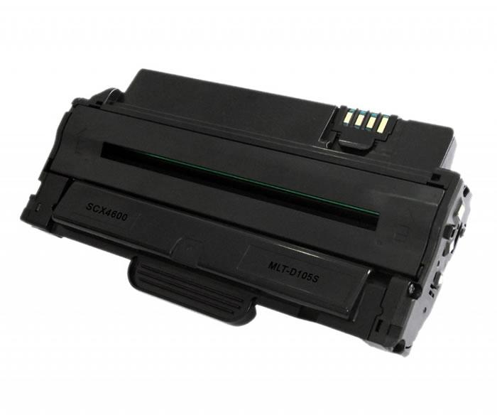 Toner MLT-D105S para Samsung SCX-4600 e SCX-4623F Compativel