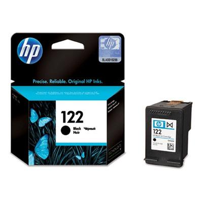 Cartucho Original HP122 HP 122 Preto CH561HE Original para D1000 D2050 D3050 2050