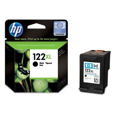 Cartucho Original HP122XL HP 122XL  Preto CH563HB para D1000 D2050 D3050 2050 Alta Capacidade