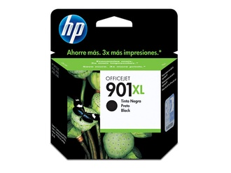 Cartucho HP 901XL CC654AB Preto para J4540 J4550 J4580 J4500 J4660 J4680