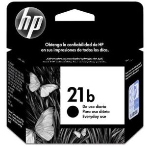 Cartucho HP21b HP 21b C9351BB preto para F4180 D2360 5ml