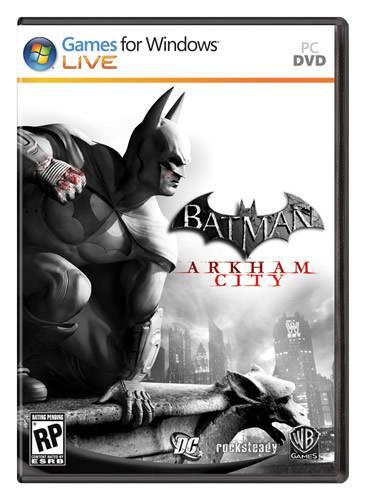 Jogo Batman Arkham City Edição Limitada Para PC