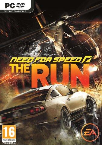 Game Need For Speed The Run Edição Limitada Jogo para PC Vista 7