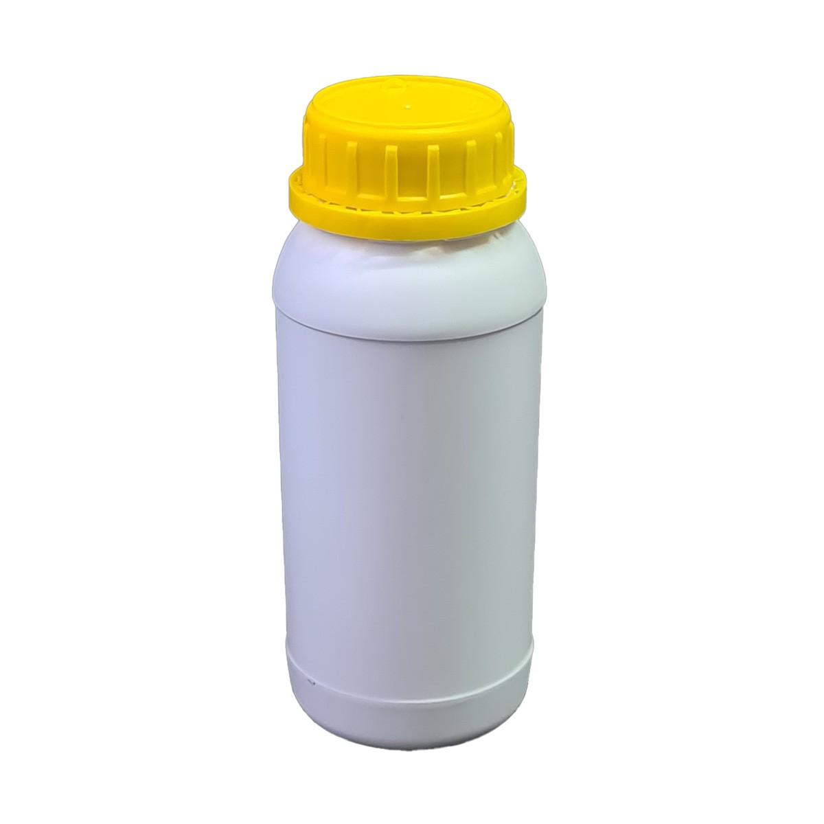 500ml meio litro de tinta Amarelo para recarga de cartuchos
