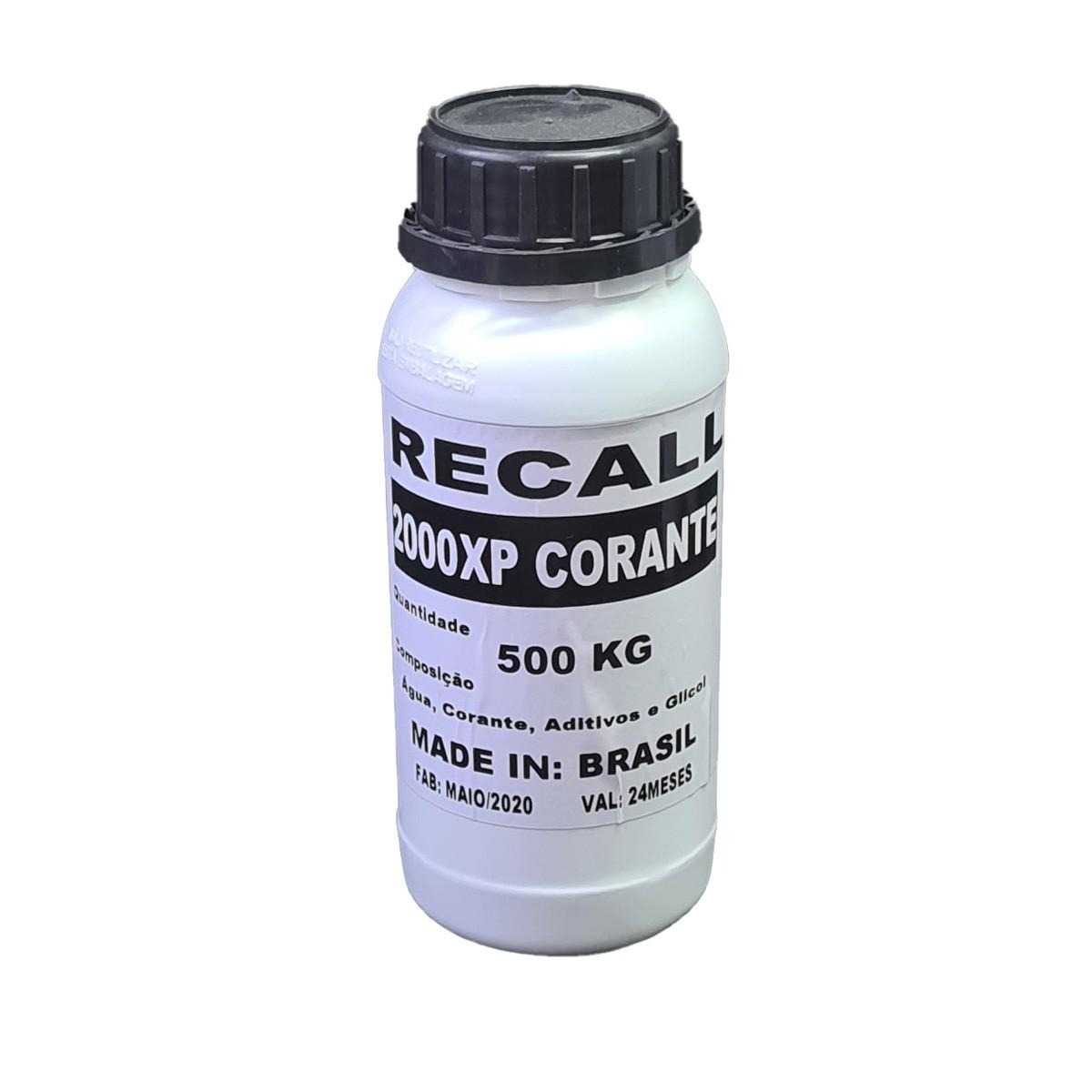 500ml meio litro de tinta Preto para recarga de cartuchos