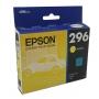 Cartucho EPSON T296420 Amarelo para XP-231 XP431 T296 TO296 T0296