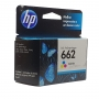 Cartucho HP 662 Colorido para 2515 2516 3515 3516