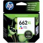 Cartucho HP662XL HP 662XL 8ml CZ106AB Colorido 2515 2516 3515 3516