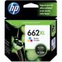Cartucho HP662XL colorido original HP para 2515 2516 3515 3516