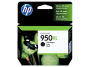 Cartucho Original HP 950XL Preto para 8100 8600 8615 8700