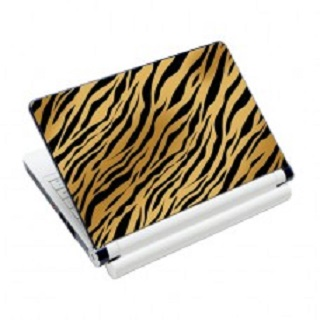 Adesivo Skin Selvagem Tigresa para Notebook de 9 ate 17 polegadas Bright