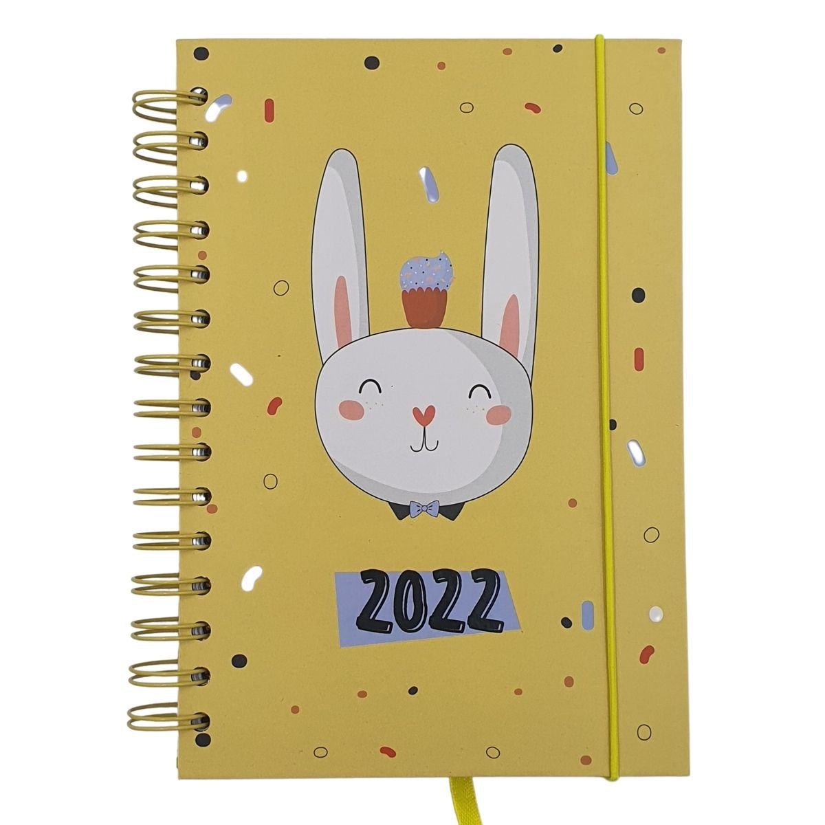 Agenda 2022 A5 Animal Coelho