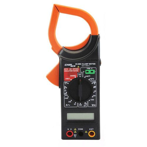 Alicate Amperímetro com Multímetro Digital 058-0266 Kokay