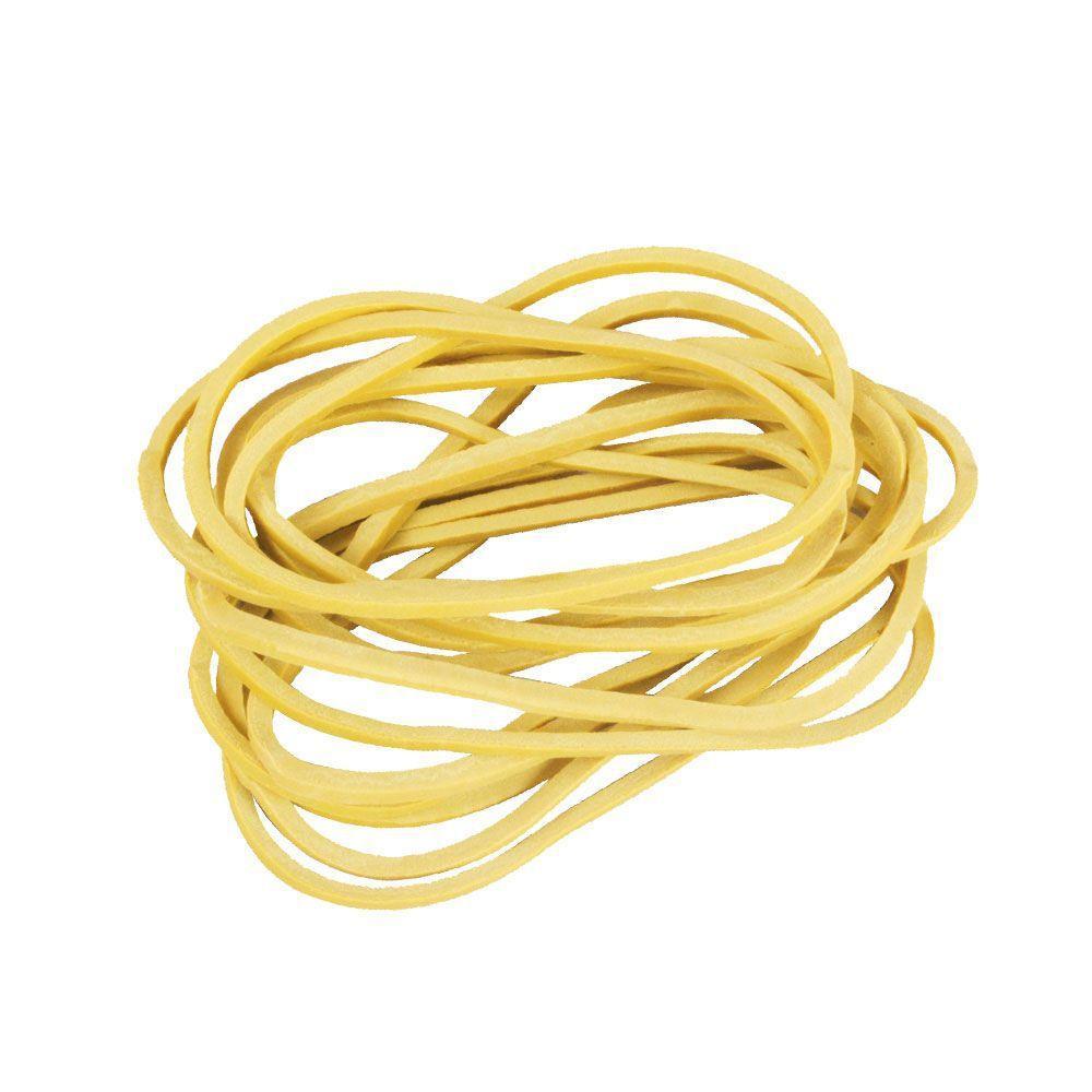 Atilho Elástico Super Amarelo - 500 un Mercur