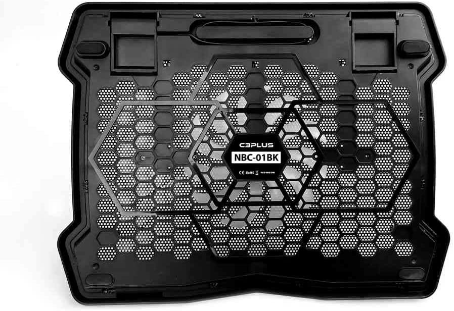 Base com Cooler para Notebook 15.6 polegadas NBC-01 C3Plus