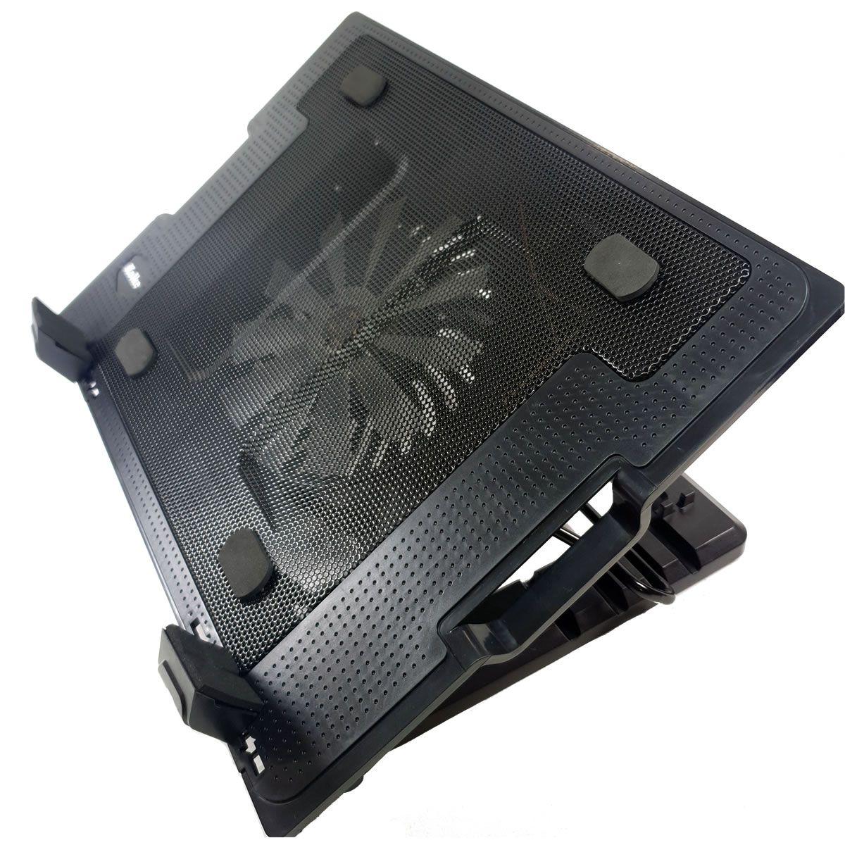 Base Notebook e Cooler com regulagem de altura para Notebook KAV119