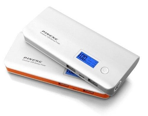 Bateria Extra Power Bank 10000mAh para Celular Tablet Camera MP3 Nintendo Wii