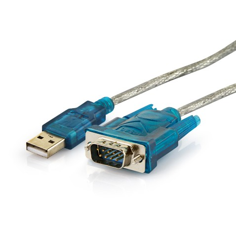 Cabo Conversor USB x Serial USB-RS232