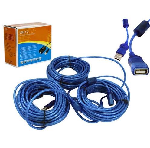 Cabo Extensor USB 2.0 30m Alta Velocidade CB0300 AMAF30m
