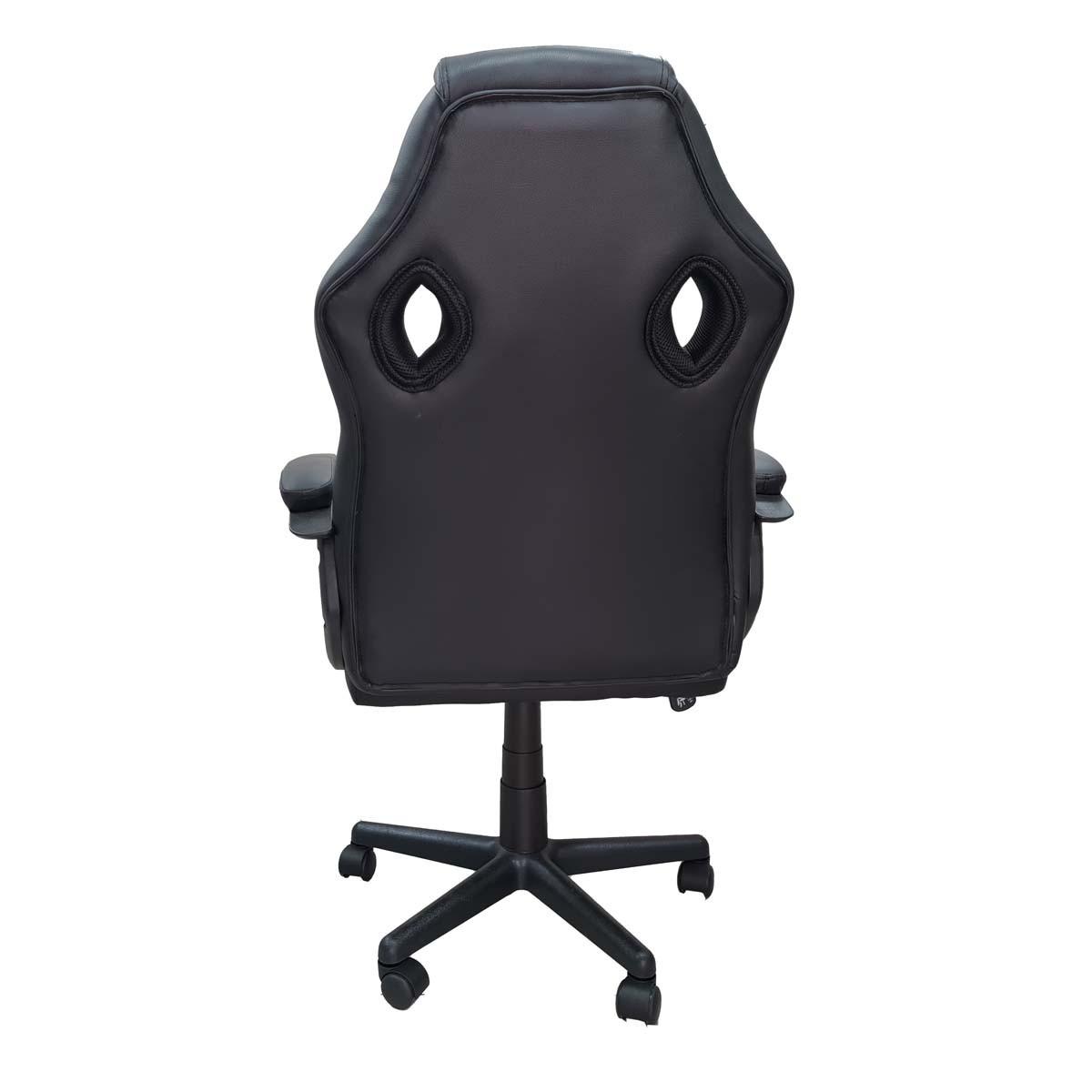 Cadeira Gamer Hunter Preta EG903 Evolut