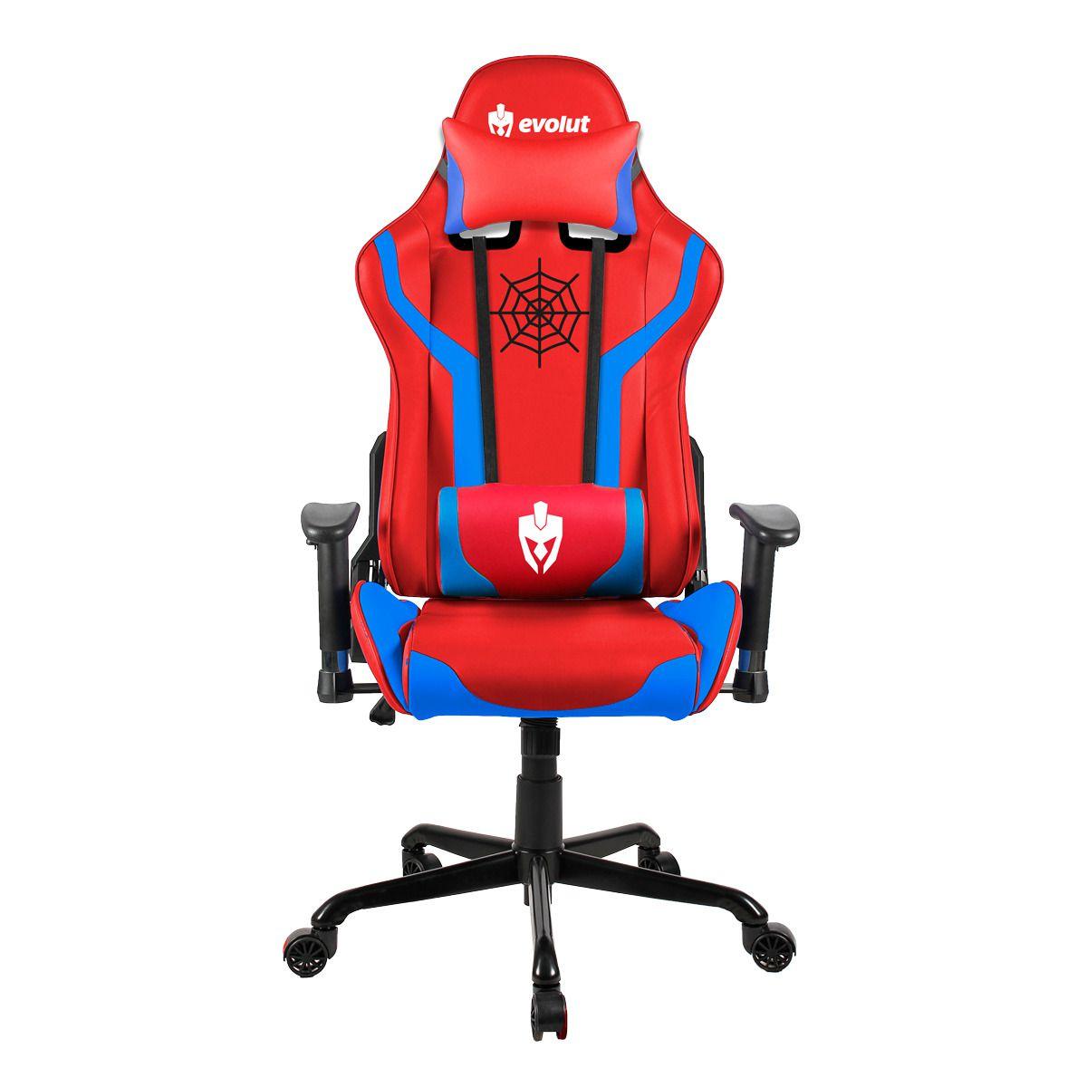 Cadeira Gamer Evolut EG-920 Homem Aranha Spiderman