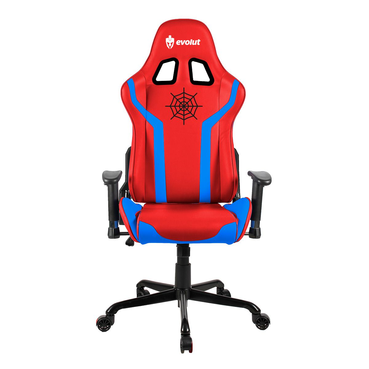 Cadeira Gamer Evolut Eg 920 Homem Aranha Spiderman Evolut