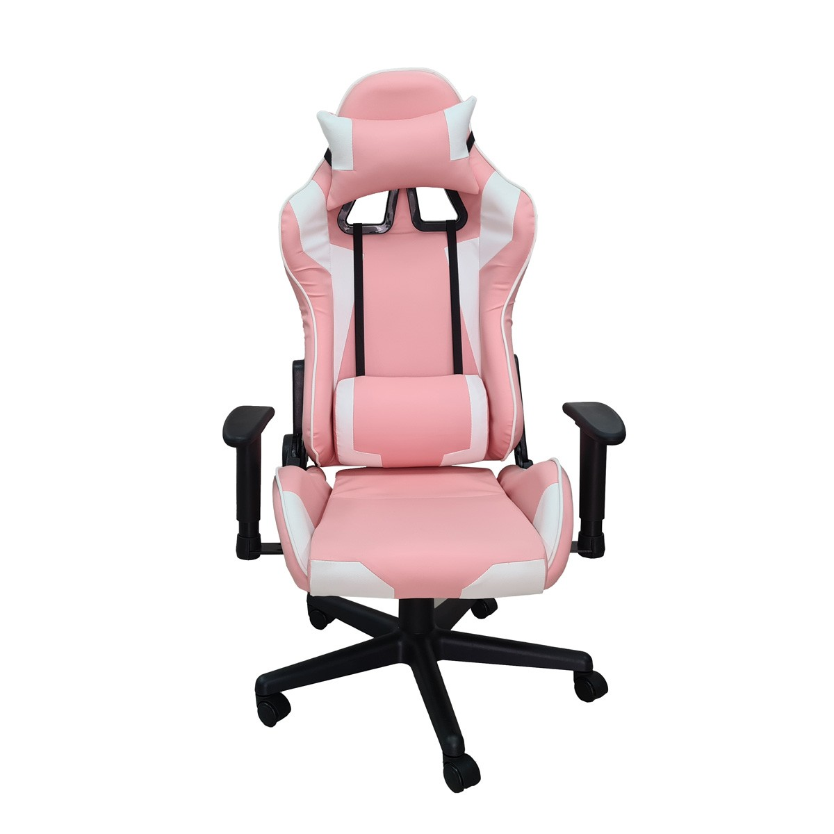 Cadeira Gamer Reclinável Rosa EG906 Evolut