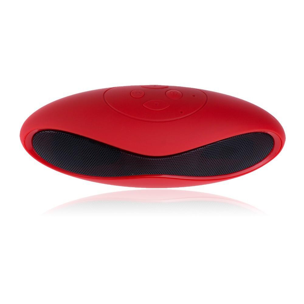 Caixa de Som Bluetooth Portátil USB Cartão SD Speaker Mini-X6
