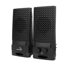 Caixa de Som Multimídia para PC e Notebook USB SP050 Multilaser