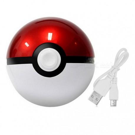 Caixa de Som Pokebola 3w Bluetooth USB FM Pokemon