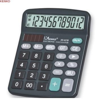 Calculadora 12 digitos KK-837B Kenko