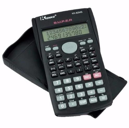 Calculadora Científica com 240 Funções KK-82MS Kenko