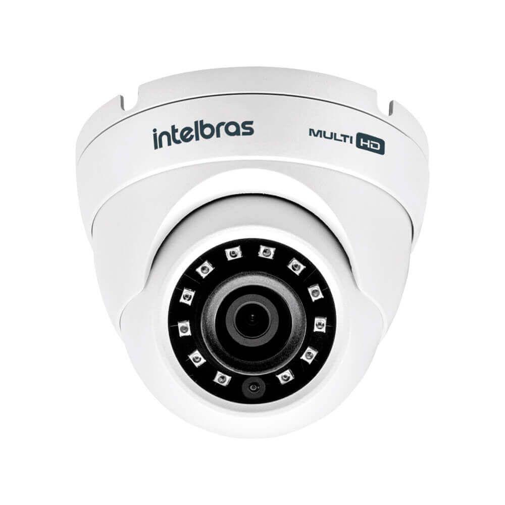 Câmera Infravermelho Multi HD 4 em 1 Intelbras VHD 3220 D G4 Full HD HDCVI