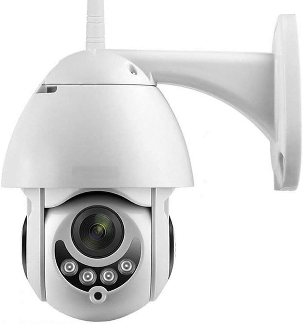 Câmera de Segurança Smart IP Externa Wi-Fi