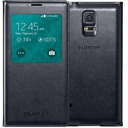 Capa para Celular Estojo Abre e Fecha Galaxy S5