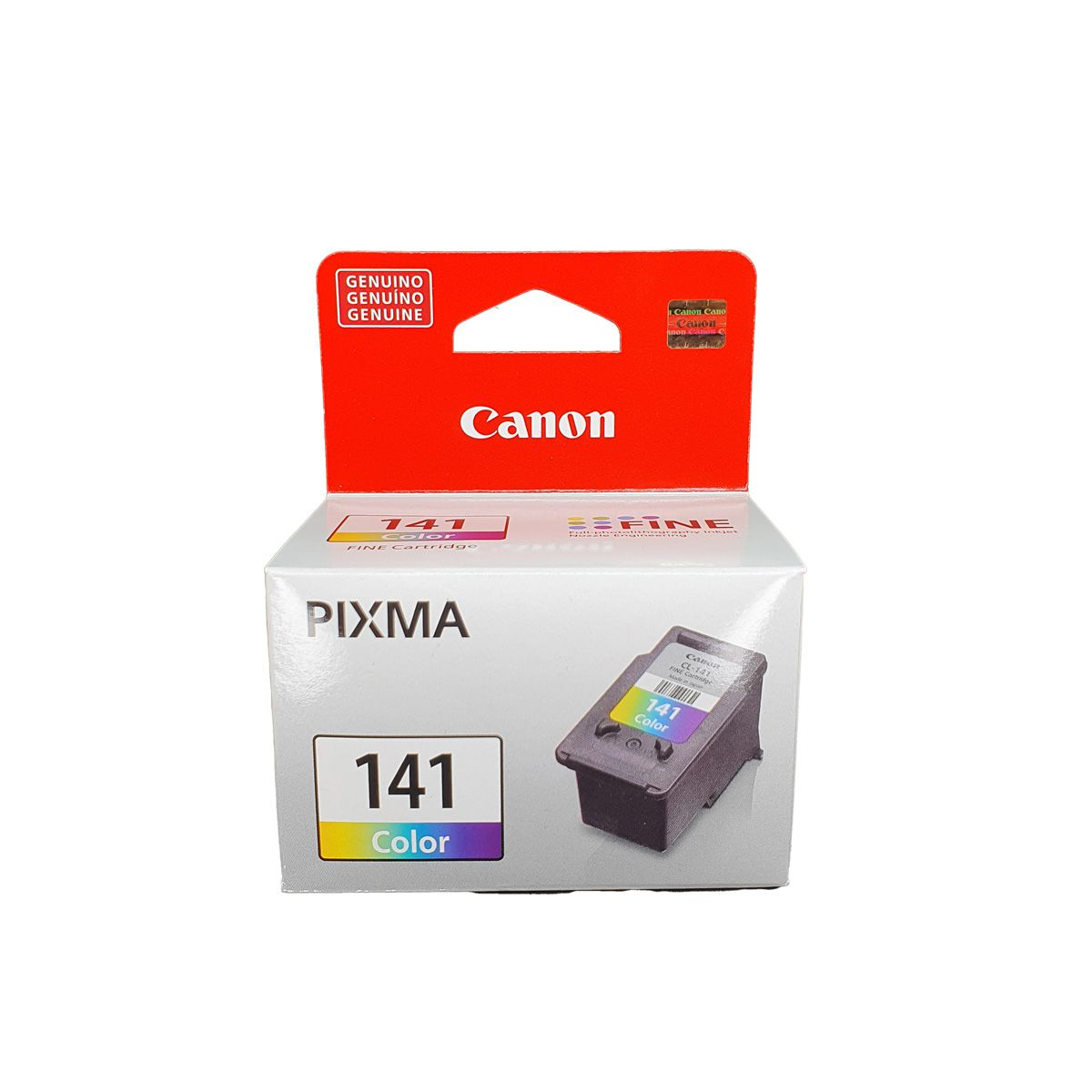 Cartucho Canon CL141 Colorido para MG2110 MG3110 MG4110