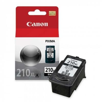 Cartucho Canon PG210xl preto para MP240 MP250 MP260 MP270 MP480