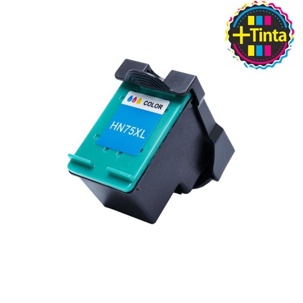 Cartucho Compativel 75XL CB338WB Colorido para D4260 C4280 C5280 5360