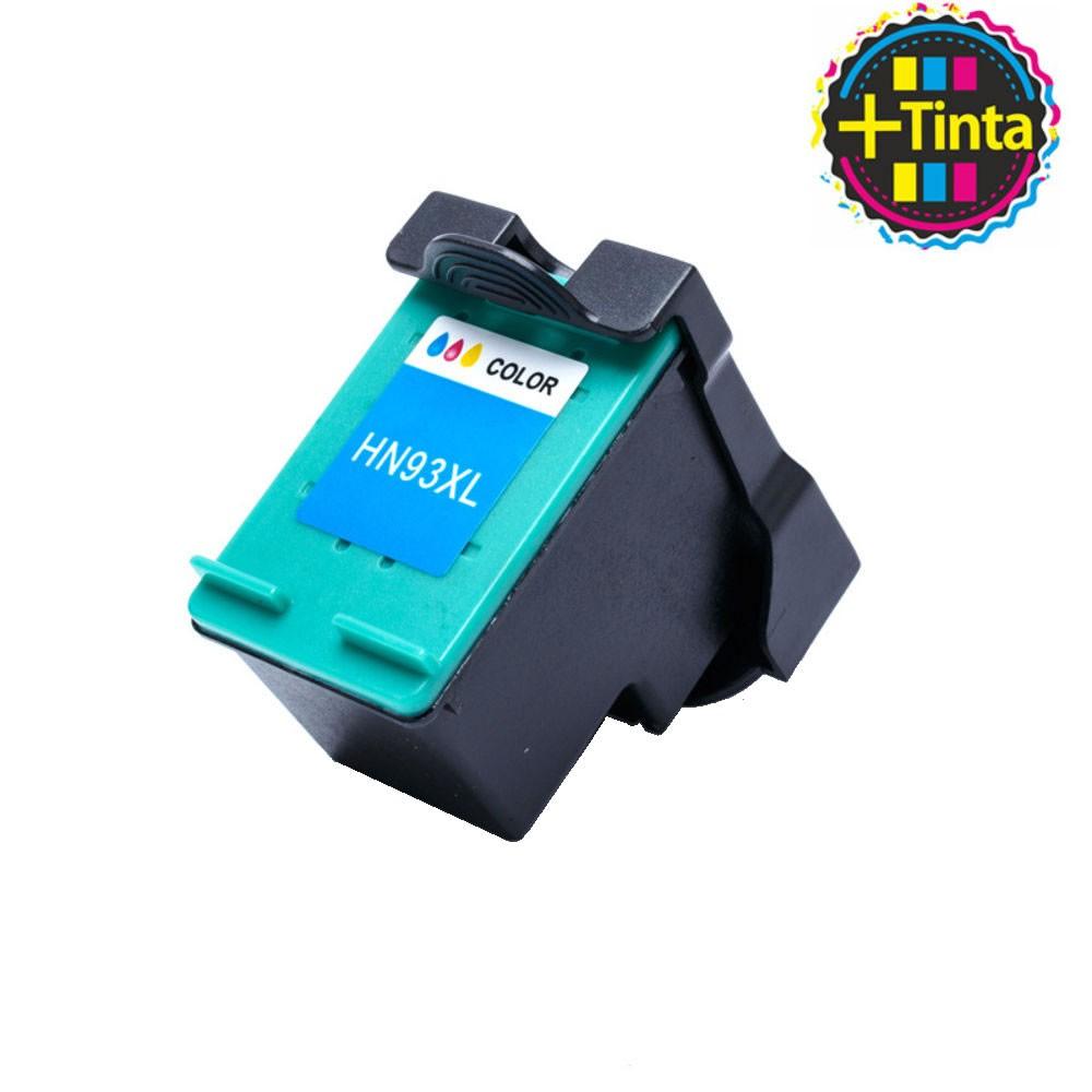 Cartucho 93 C9361wl Compatível Colorido para C3100 C3180 C4180 1510 da HP