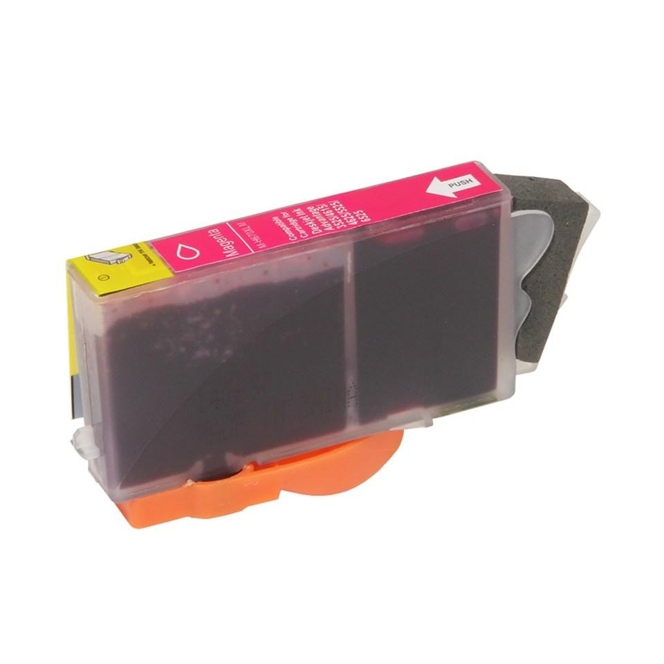 Cartucho Compatível 670 XL 670XL Magenta 13ml CZ119AB para HP 3525 5525 4615 4625